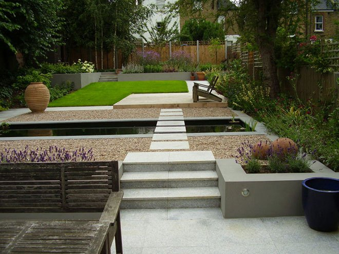 San Diego Custom Landscape Construction